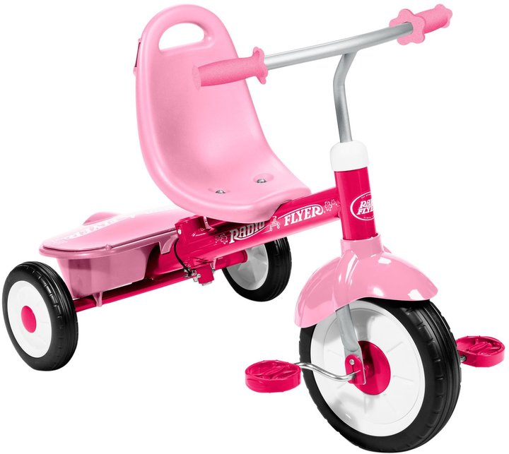 Radio Flyer 4-in-1 Trike - Pink