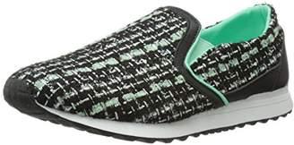 Qupid Women's Rank-01 Fashion Sneaker