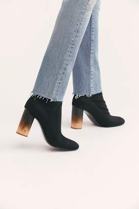 Sydney Brown Vegan Lava Heel Boot