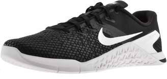 Nike NikeTraining Metcon 4 Trainers Black