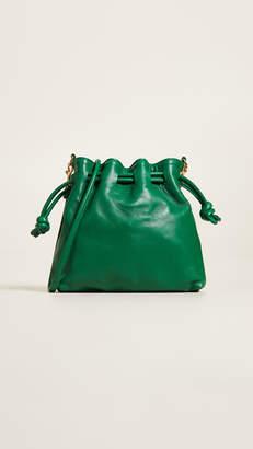 Clare Vivier Petit Henri Maison Drawstring Bag