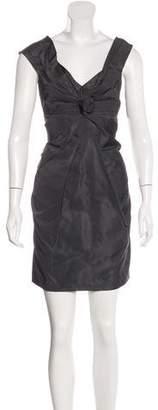 Marc Jacobs Pleated A-Line Dress