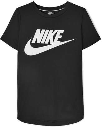 Nike Essential Printed Jersey T-shirt - Black