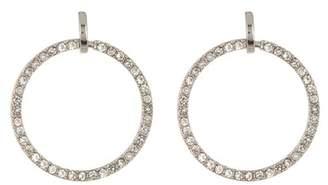 Nordstrom Rack 20mm Round Pave Drop Earrings