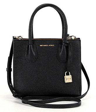 MICHAEL Michael Kors Studio Mercer Medium Messenger Bag $228 thestylecure.com