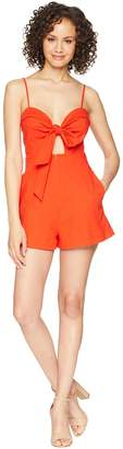 ASTR the Label Reese Romper Women's Jumpsuit & Rompers One Piece