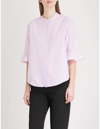 Maje Charly cotton shirt