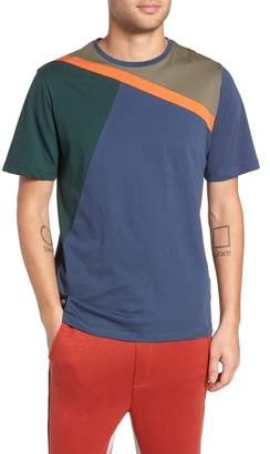 NATIVE YOUTH Colorblock T-Shirt