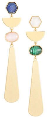 Kate Spade Sunshine Stones Drop Earrings