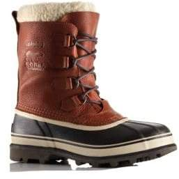 Sorel Caribou Wool-Lined Boots