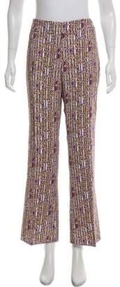 Giambattista Valli 2016 Mid-Rise Pants