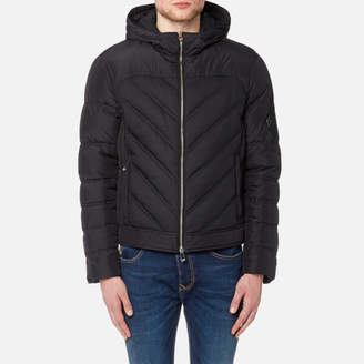 Versace Men's Down Jacket Blouson