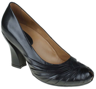 Earthies the raynia (black)