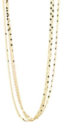 Lana Nude Triple Strand Choker Necklace