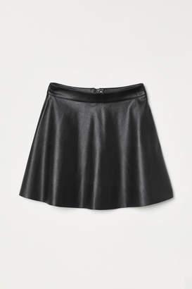 H&M Short Skirt - Black