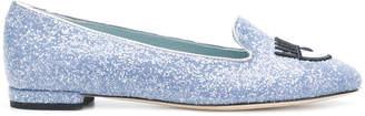 Chiara Ferragni Logomania loafers