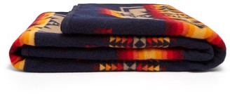 Pendleton X Sacai Chief Joseph Wool Blend Blanket - Blue Multi