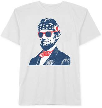 Hybrid Men's Abraham Lincoln T-Shirt