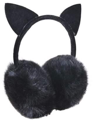 Express Kylin Lovely Cat Ears Super Soft Earmuffs Winter Earmuffs Ear Warmers