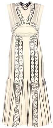 Peter Pilotto Index stretch dress