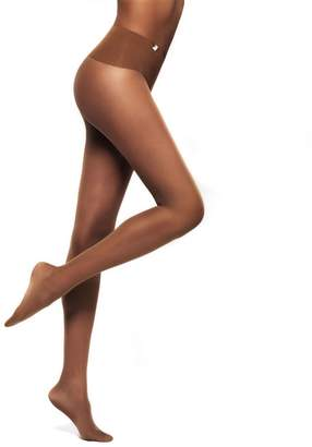 e0826e7d46ff5 Hedoine - Ladder-Free Seamless Tights With Low Slimming Waistband Nude 03
