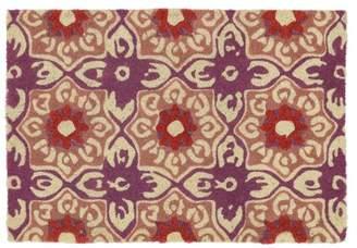 Kosas Blossom 24x36 Coir Fiber Doormat by Home