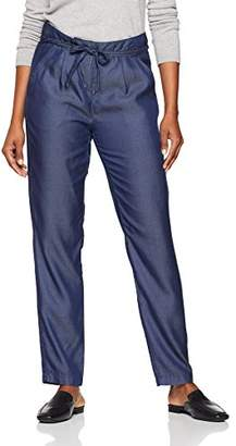 Comma Women's 81.805.76.3330 Straight Jeans, (Blue Denim Non Stretch 59Y8)