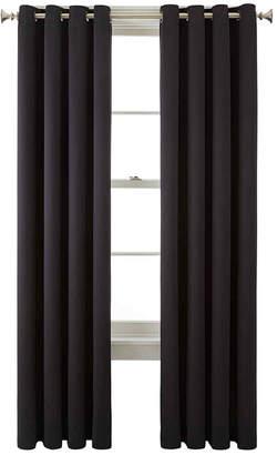 Liz Claiborne Kathryn Brights Room-Darkening Grommet-Top Curtain Panel