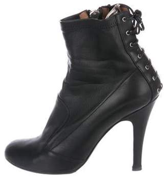 Laurence Dacade Leather Ankle Boots Black Leather Ankle Boots