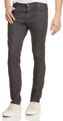 Eleven Paris Double Slim Fit Jeans in Charcoal