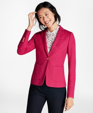 Brooks Brothers Linen-Cotton Jacket