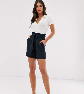Cassandra Y.A.S Tall bucket waist shorts