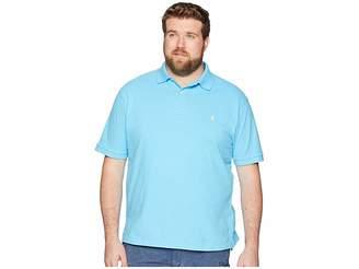 Polo Ralph Lauren Big Tall Weathered Mesh Short Sleeve Knit Men's Clothing
