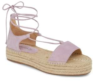 Splendid Fernanda Wraparound Platform Sandal