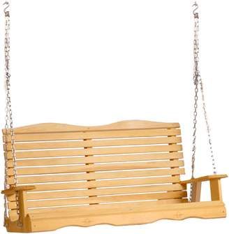 Country Comfort Chair Wooden Porch Swing