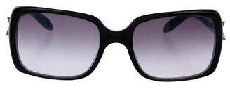 Tiffany & Co. Crystal Gradient Sunglasses