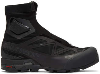 Salomon Black Limited Edition S-Lab X-ALP GTX High-Top Sneakers