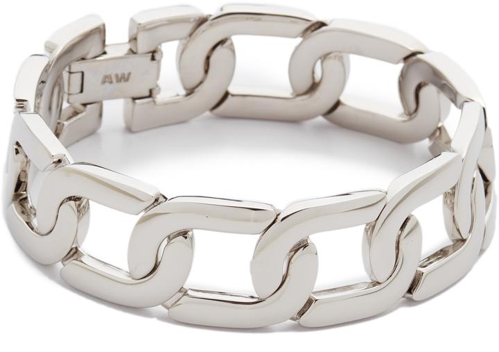 Alexander WangAlexander Wang Curb Chain Bracelet