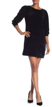 Spense Chenille Long Sleeve Dress