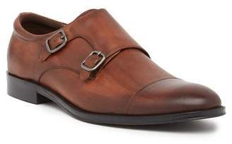 Gordon Rush Aston Cap Toe Double Monkstrap Loafer