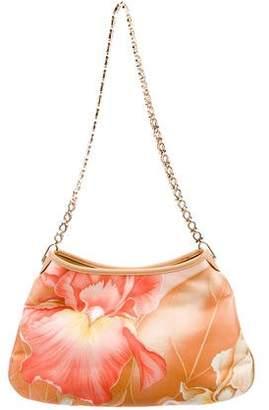 Salvatore Ferragamo Floral Shoulder Bag