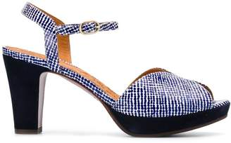 Chie Mihara chunky patterned sandals