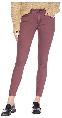 RVCA Dayley Jeans in Magenta Fade