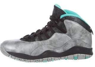 Nike Jordan 10 Retro 30th Lady Liberty Sneakers