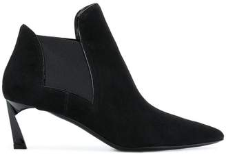 Lanvin pointed ankle boots