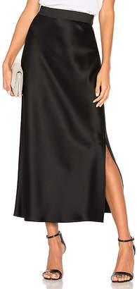 Theory Maxi Slip Skirt