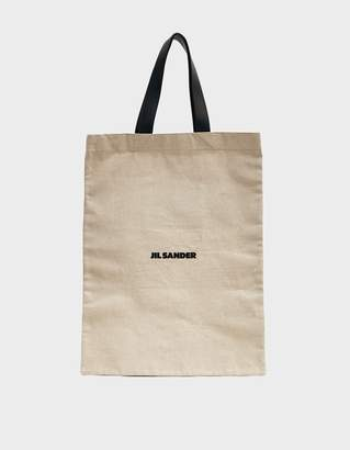 Jil Sander Large Flat Shopper