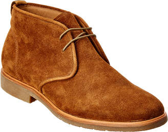 Warfield & Grand Keystone Suede Boot