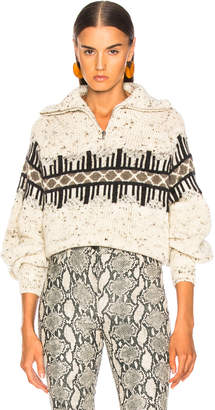 Isabel Marant Curtis Sweater