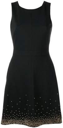 Versace sleeveless beaded dress